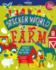 Sticker World - Farm (Lonely Planet Kids) Cover Image