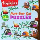 Purr-fect Cat Puzzles (Highlights Puzzle Activity Fun) Cover Image