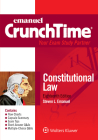 Emanuel CrunchTime for Constitutional Law Cover Image