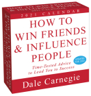 How to Win Friends and Influence People 2021 Day-to-Day Calendar Cover Image