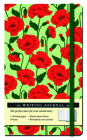 Floral Poppy Journal (Thunder Bay Journals) Cover Image