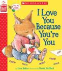I Love You Because You're You (StoryPlay Book) Cover Image