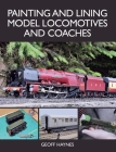 Painting and Lining Model Locomotives and Coaches Cover Image