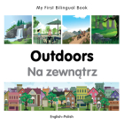 My First Bilingual Book–Outdoors (English–Polish) Cover Image