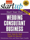 Start Your Own Wedding Consultant Business: Your Step-By-Step Guide to Success (Startup) Cover Image