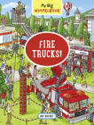 My Big Wimmelbook—Fire Trucks! (My Big Wimmelbooks) Cover Image
