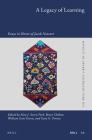 A Legacy of Learning: Essays in Honor of Jacob Neusner (Brill Reference Library of Judaism. #43) Cover Image