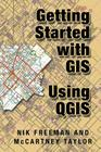 Getting Started With GIS Using QGIS Cover Image