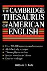The Cambridge Thesaurus of American English Cover Image