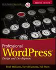 Professional Wordpress: Design and Development Cover Image