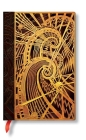 The Chanin Spiral Mini Lined Cover Image