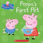 Peppa's First Pet (Peppa Pig) Cover Image