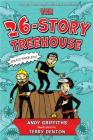 The 26-Story Treehouse (Treehouse Books #2) Cover Image