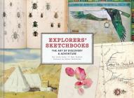 Explorers' Sketchbooks: The Art of Discovery & Adventure (Artist Sketchbook, Drawing Book for Adults and Kids, Exploration Sketchbook) Cover Image