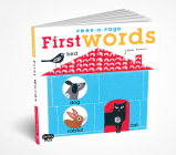 Peek-A-Page First Words Cover Image