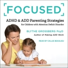 Focused: ADHD & Add Parenting Strategies for Children with Attention Deficit Disorder Cover Image