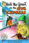 Nate the Great on the Owl Express Cover Image