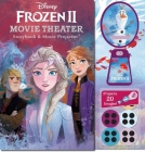 Disney Frozen 2 Movie Theater Storybook & Movie Projector Cover Image