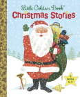 Little Golden Book Christmas Stories Cover Image
