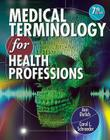 Medical Terminology for Health Professions (with Studyware CD-ROM) Cover Image