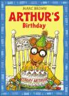 Arthur's Birthday (Arthur Adventures (Pb)) Cover Image