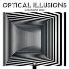 Optical Illusions Wall Calendar 2022 (Art Calendar) Cover Image