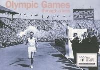 Time Out Olympic Games Through a Lens Postcard Book Cover Image