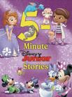 Disney Junior 5-Minute Disney Junior Stories (5-Minute Stories) Cover Image