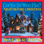 Can You See What I See? The Night Before Christmas: Picture Puzzles to Search and Solve Cover Image
