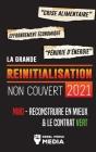 La Grande Réinitialisation 2021 Non Couvert: Crise Alimentaire, Effondrement Économique et Pénurie d'Énergie; NWO - Reconstruire en Mieux & le Contrat Cover Image