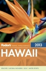 Fodor's Hawaii 2013 Cover Image