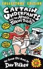 Captain Underpants and the Attack of the Talking Toilets - Collectors' Edition Cover Image