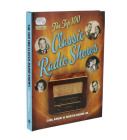 The Top 100 Classic Radio Shows Cover Image