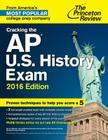 Cracking the AP U.S. History Exam Cover Image