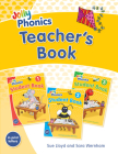Jolly Phonics Teacher's Book: In Print Letters (American English Edition) Cover Image