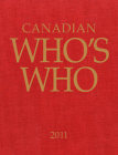 Canadian Who's Who 2011 Cover Image