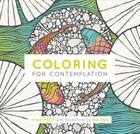 Coloring for Contemplation, Pocket Edition (Watkins Adult Coloring Pages) Cover Image