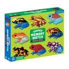 Memory Shaped Tropical Frogs Cover Image