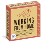 Working from Home Page-A-Day 2022: A Year of Inspiration, Practical Advice, and Quotes to Make the Most from Working from Home. Cover Image