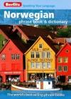Berlitz Norwegian Phrase Book and Dictionary Cover Image