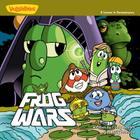 Frog Wars: A Lesson in Perseverance (Big Idea Books / Veggietown Values) Cover Image