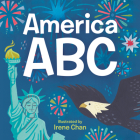 America ABC Board Book Cover Image