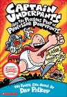 Captain Underpants and the Perilous Plotof Professor Poopypants Cover Image