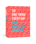 Do One Thing Every Day That Makes You Smarter: A Journal Cover Image