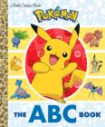The ABC Book (Pokémon) (Little Golden Book) Cover Image