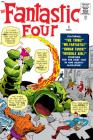 The Fantastic Four Omnibus Vol. 1 Cover Image