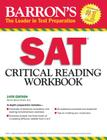 Barron's SAT Critical Reading Workbook Cover Image