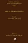 Volume 19, Tome IV: Kierkegaard Bibliography: Hungarian to Korean (Kierkegaard Research: Sources) Cover Image