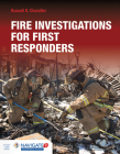 Fire Investigations for First Responders Includes Navigate Advantage Access Cover Image