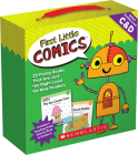 First Little Comics: Levels C & D (Parent Pack): 20 Funny Books That Are Just the Right Level for New Readers (First Little Comics Parent Pack) Cover Image